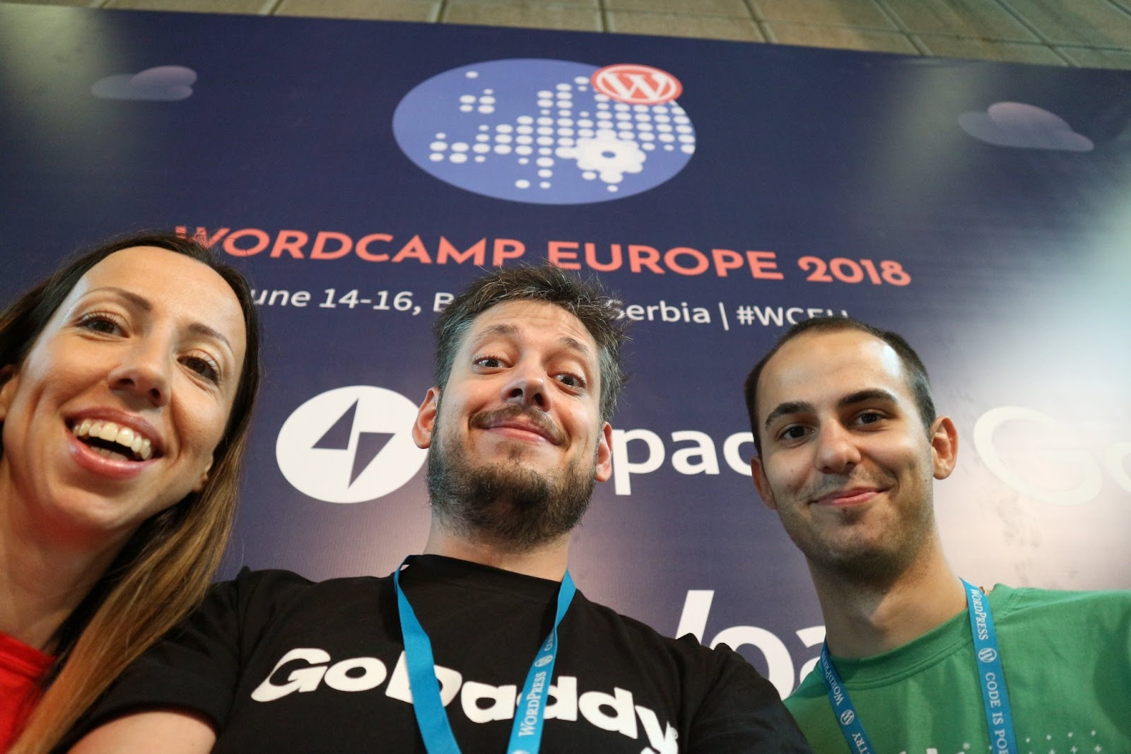 WordCamp Europe 2019 group picture